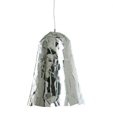 Lustra Campana Silver